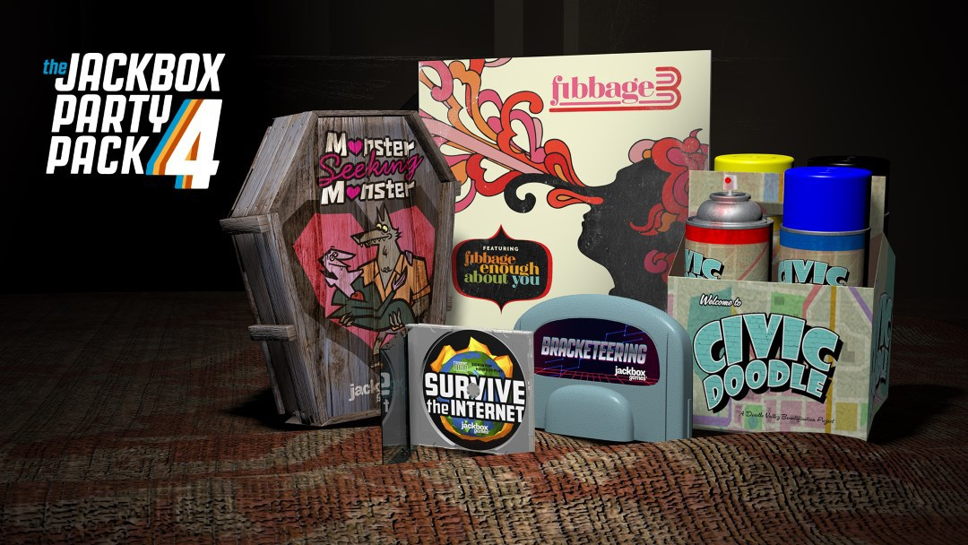 Jackbox Part Pack 4