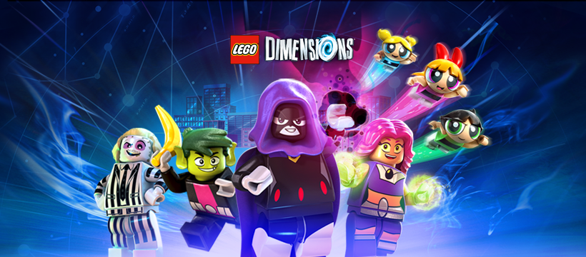 LEGO Dimensions Wave 9 Expansion Packs Released