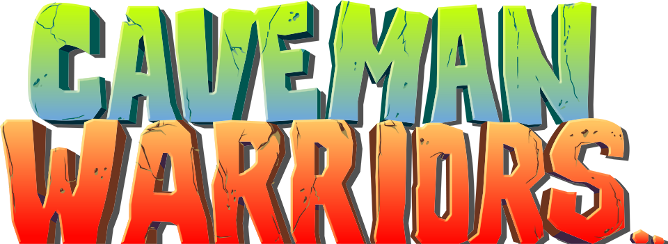 Caveman Warriors Logo