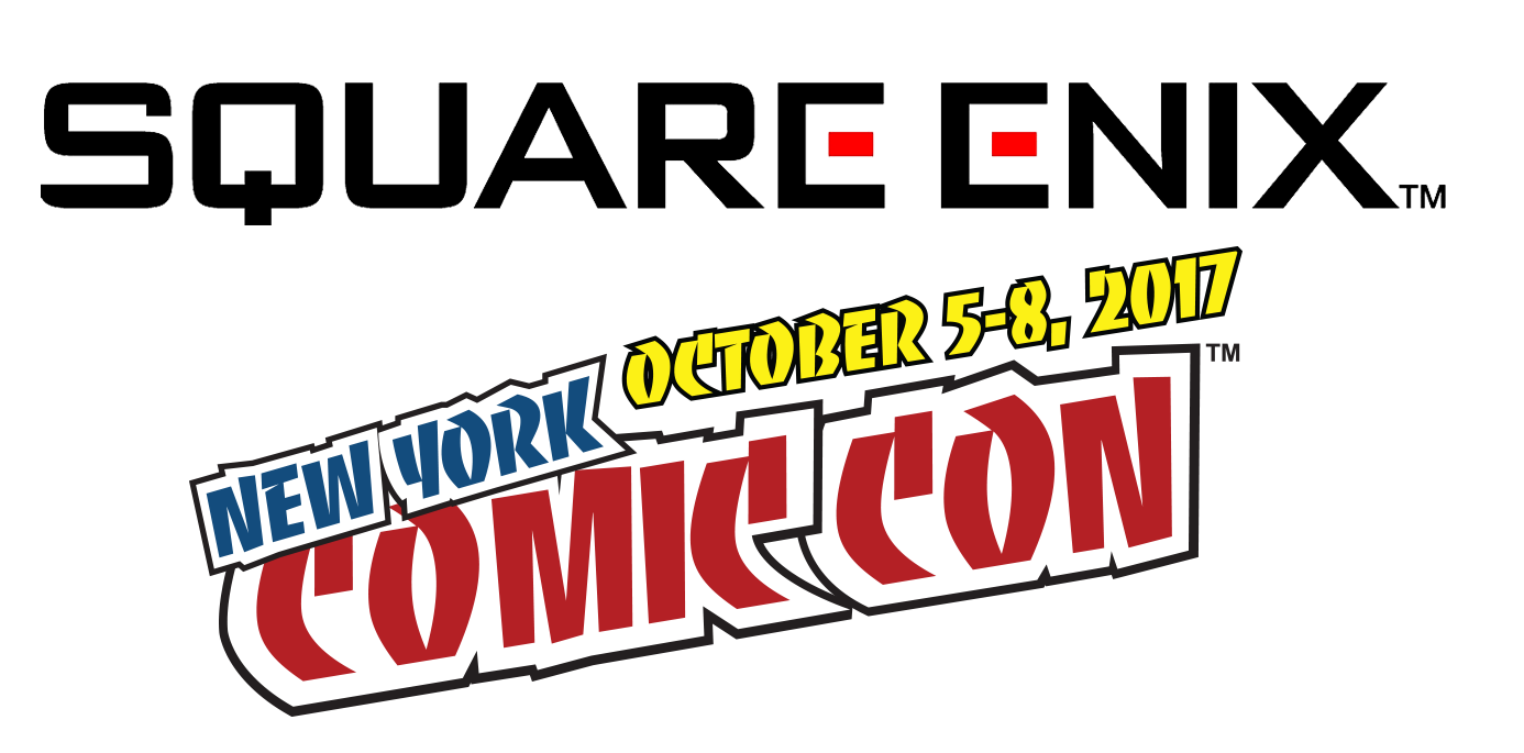 Square Enix Announces New York Comic Con 2017 Lineup And Events