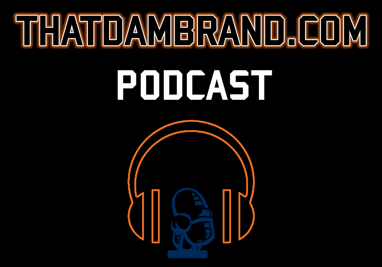 That DAM Brand Podcast – Episode 4: Virtual Reality, Fortnite, PSO2, etc.