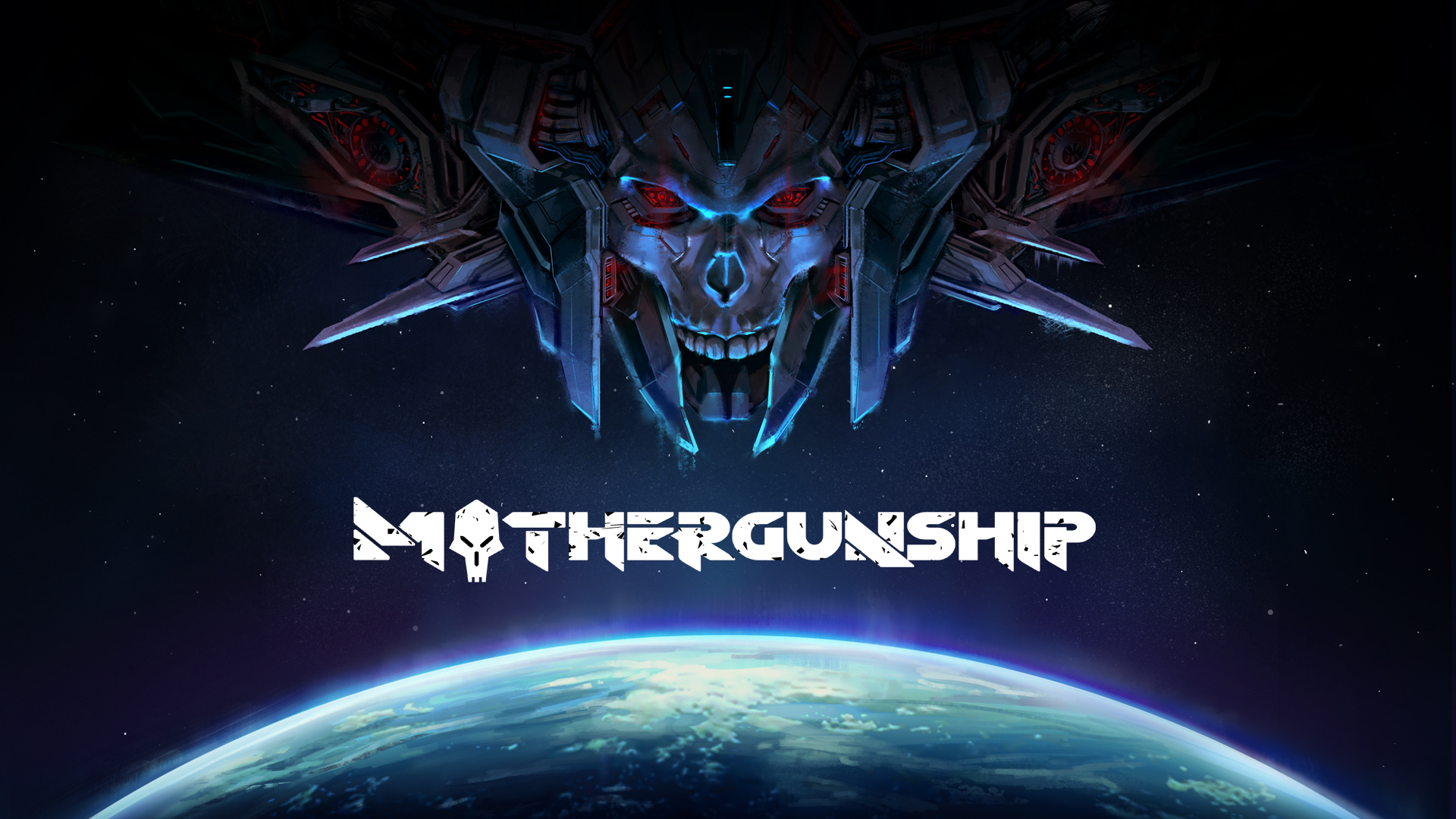 Over-The-Top Bullet-Hell FPS Mothergunship Set to Release in 2018