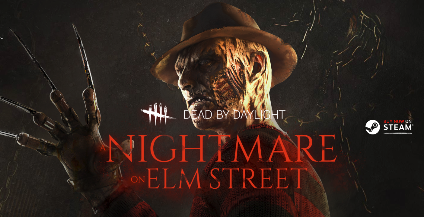 Freddy Krueger Comes to Dead by Daylight