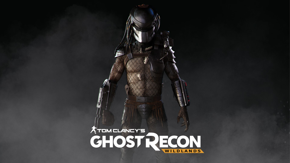 Ghost Recon: Wildlands Predator