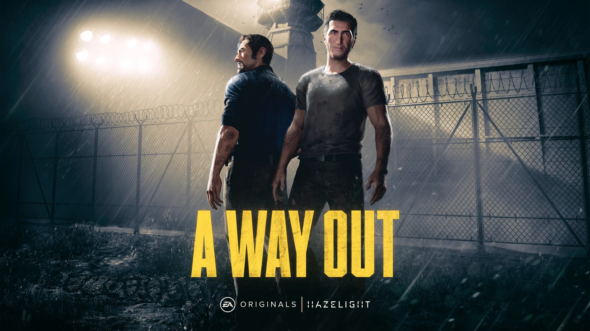 "EA's Co-op Action Game ""A Way Out"" Launches Worldwide Today"