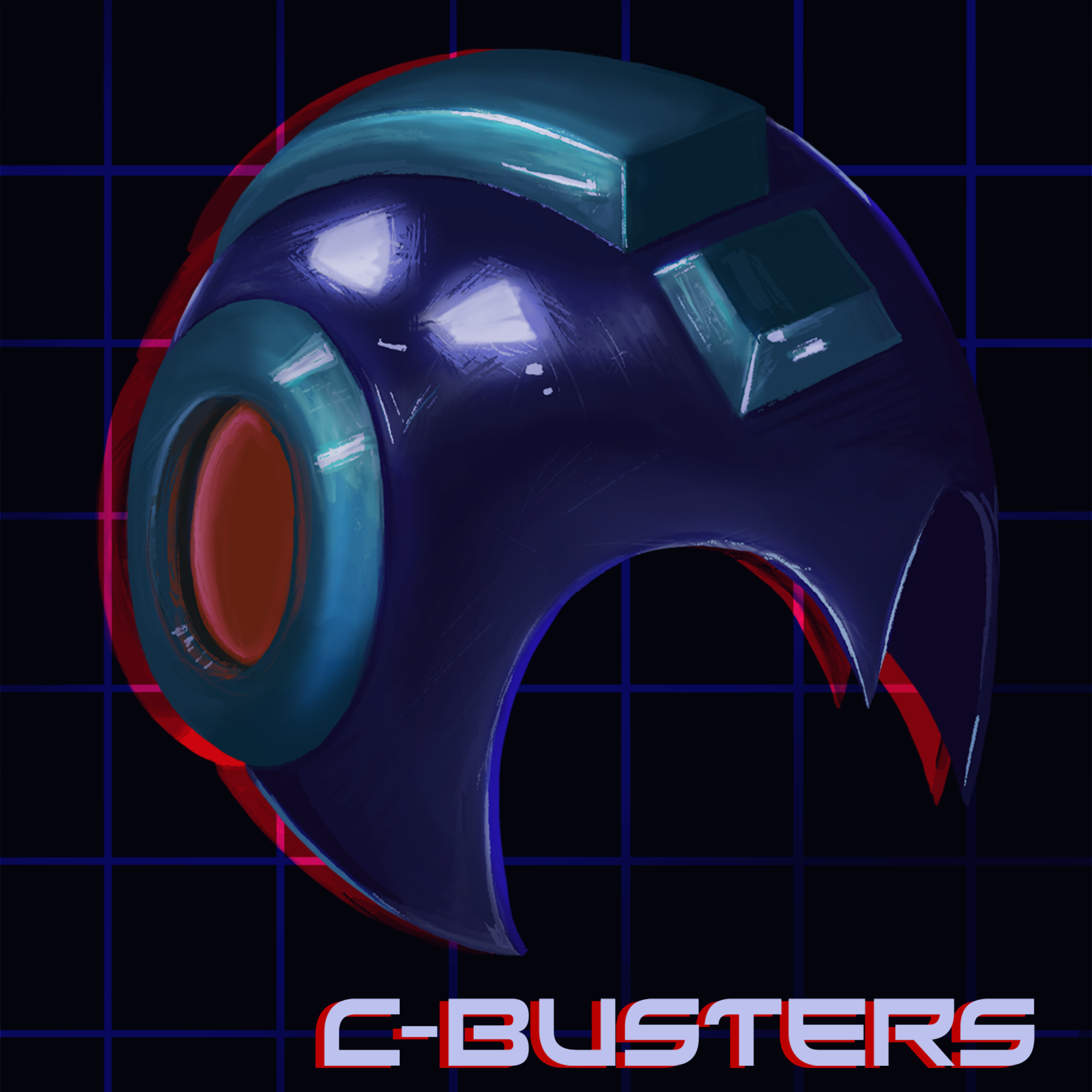 Mega Man Equips Heavy Metal Remixes With C-Busters