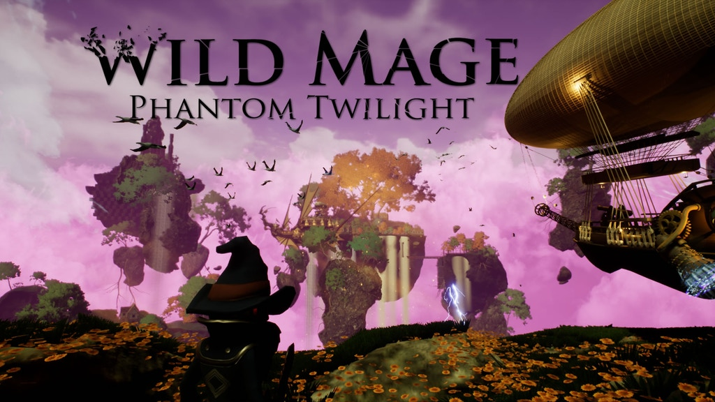 Wild Mage: Phantom Twilight
