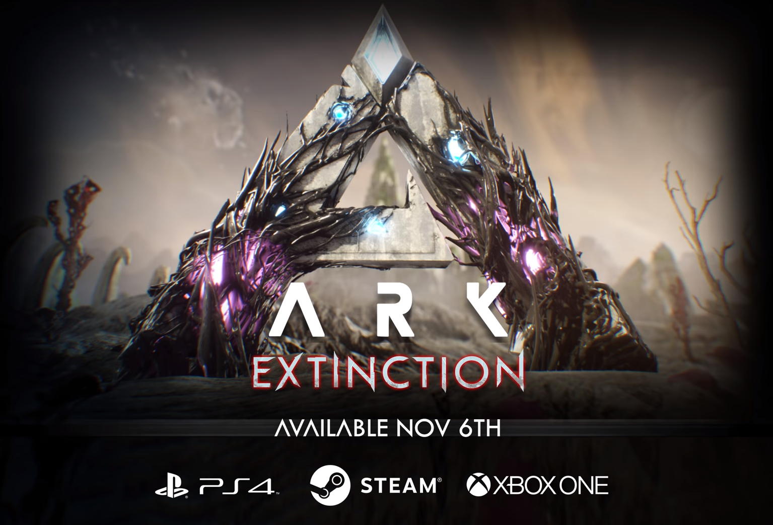 FIRST TRAILER & GAMEPLAY DETAILS FOR ARK: EXTINCTION