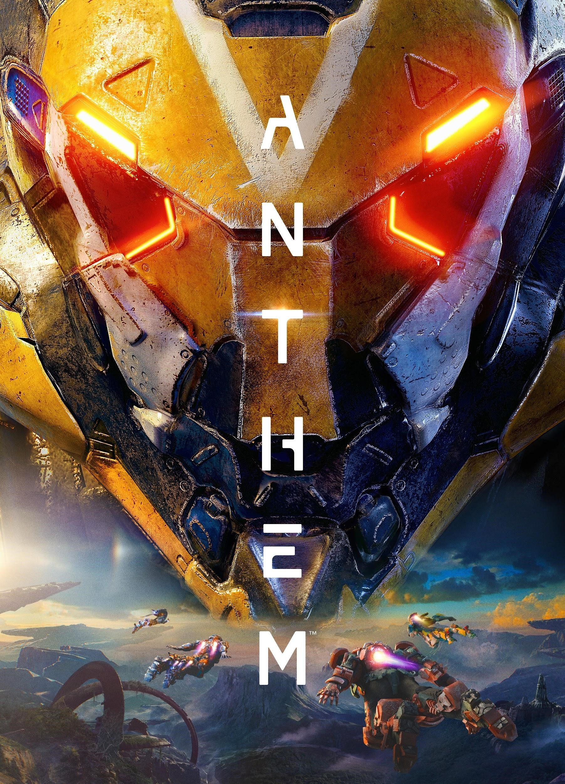 Triumph as One in Anthem, Launching February 22nd 2019