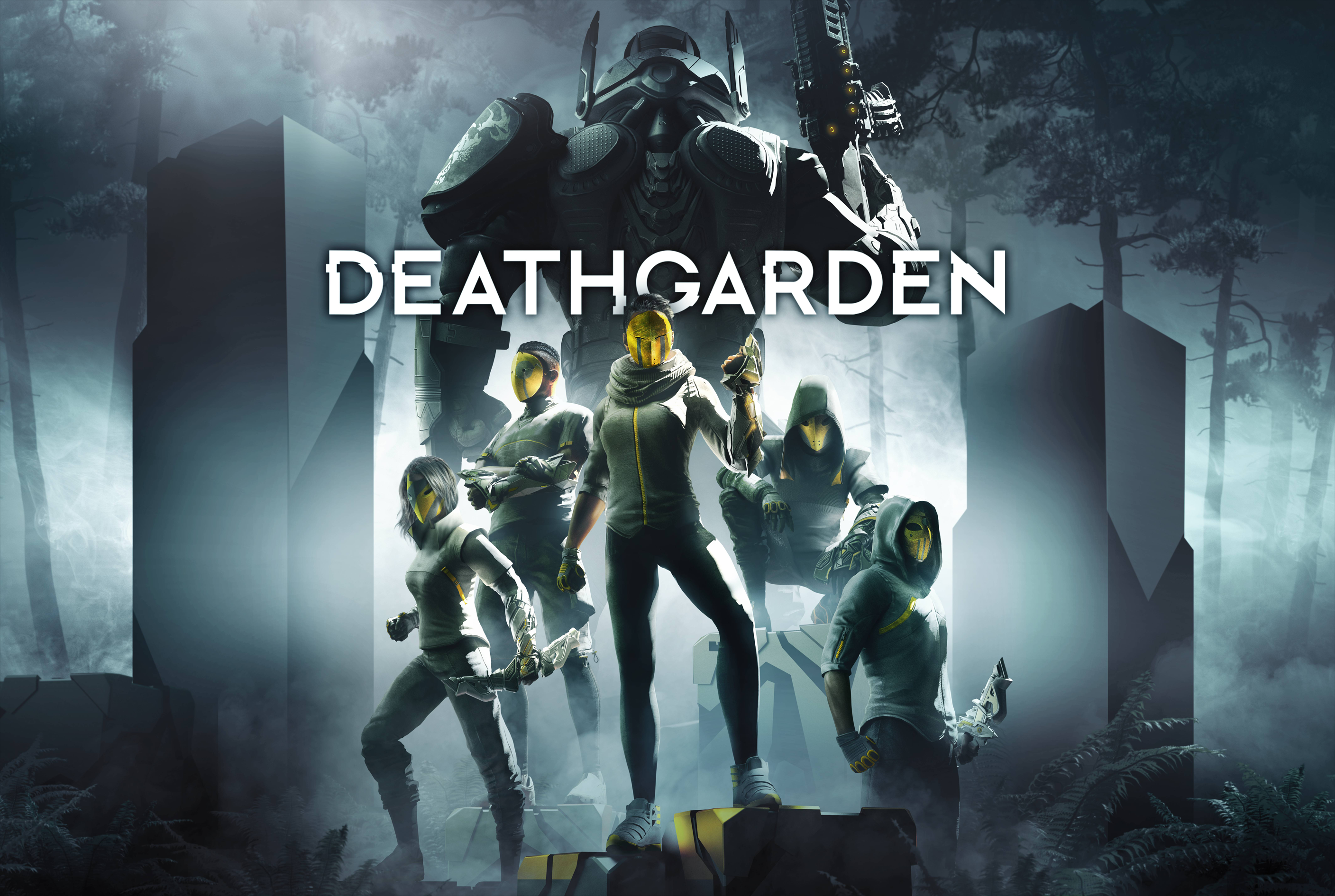 DEATHGARDEN HITS STEAM EARLY ACCESS ON AUG. 14 W/FREE WEEK