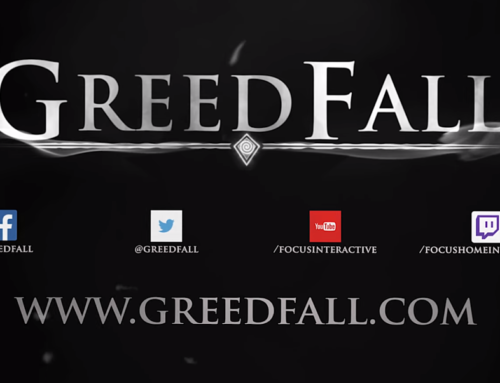 E3 2018: RPG GreedFall Set for 2019 Release