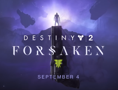 Destiny 2: Forsaken – Launch Trailer