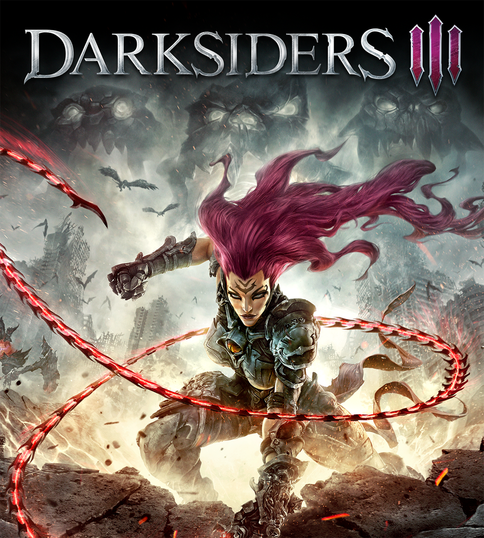 Darksiders III to Release Worldwide On November 27, 2018