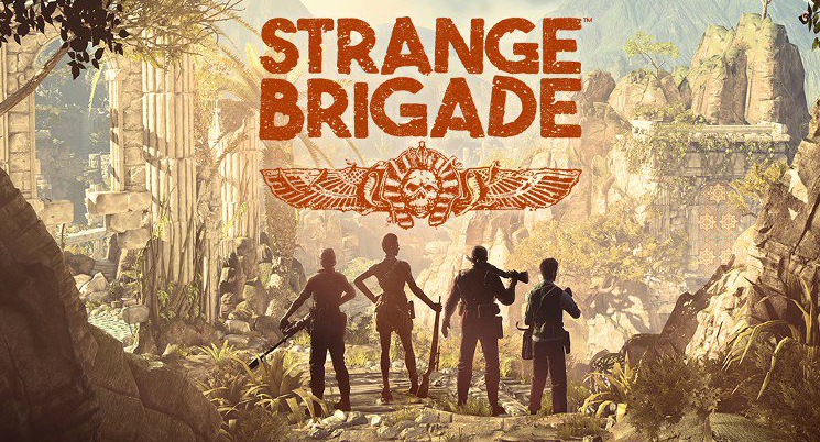 STRANGE BRIGADE 'THE THRICE DAMNED' DLC LAUNCHES TODAY