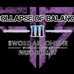 COLLAPSE OF BALANCE