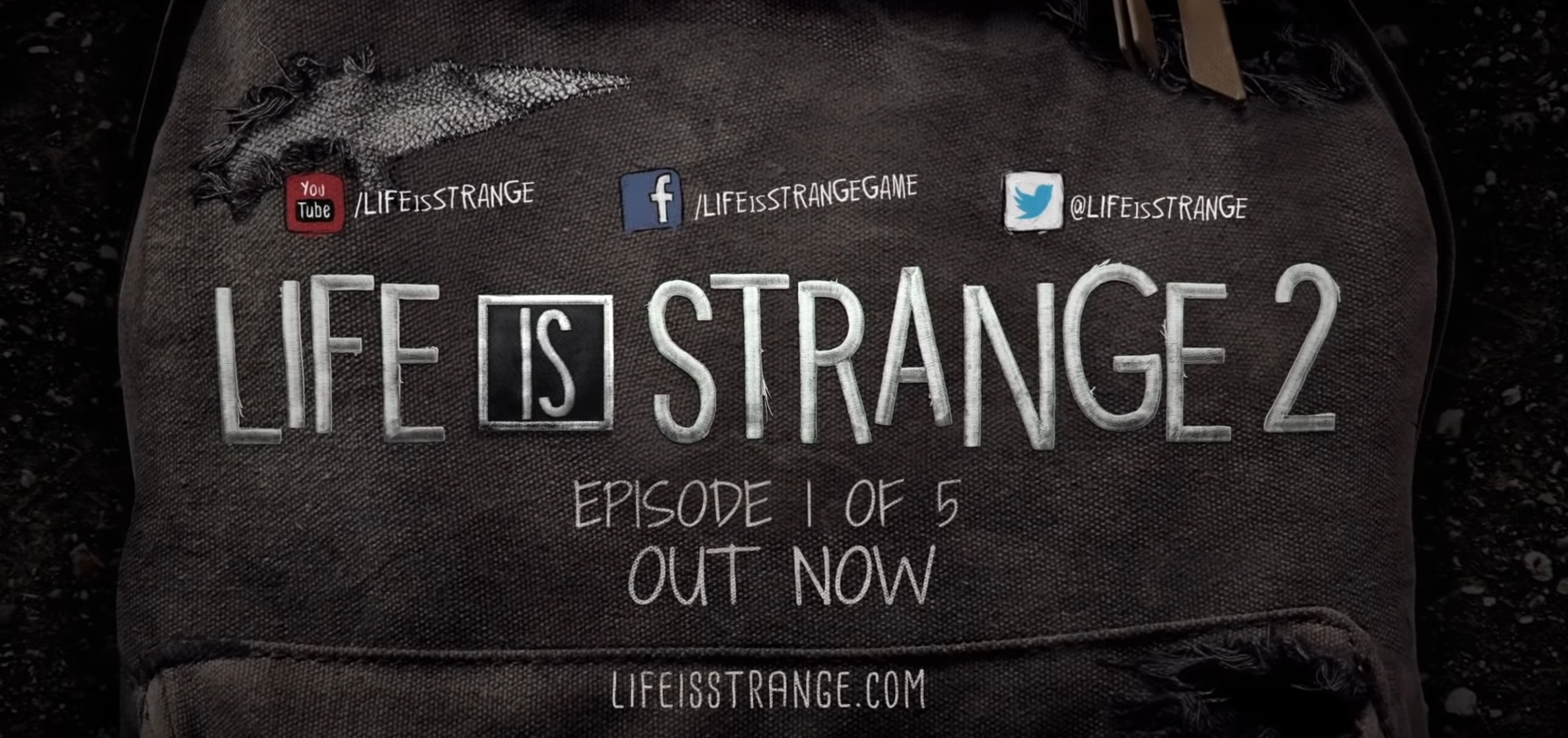 LIFE IS STRANGE 2 EPISODE 1 IS OUT NOW