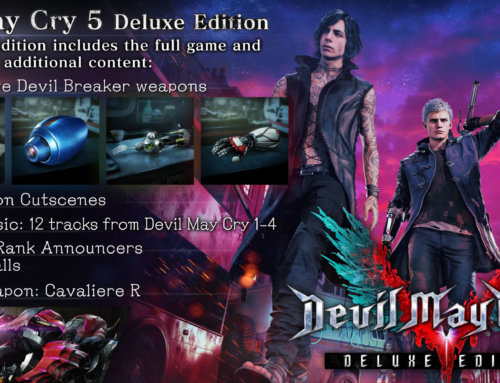 Capcom Unleashes Two New Devil May Cry 5 Trailers