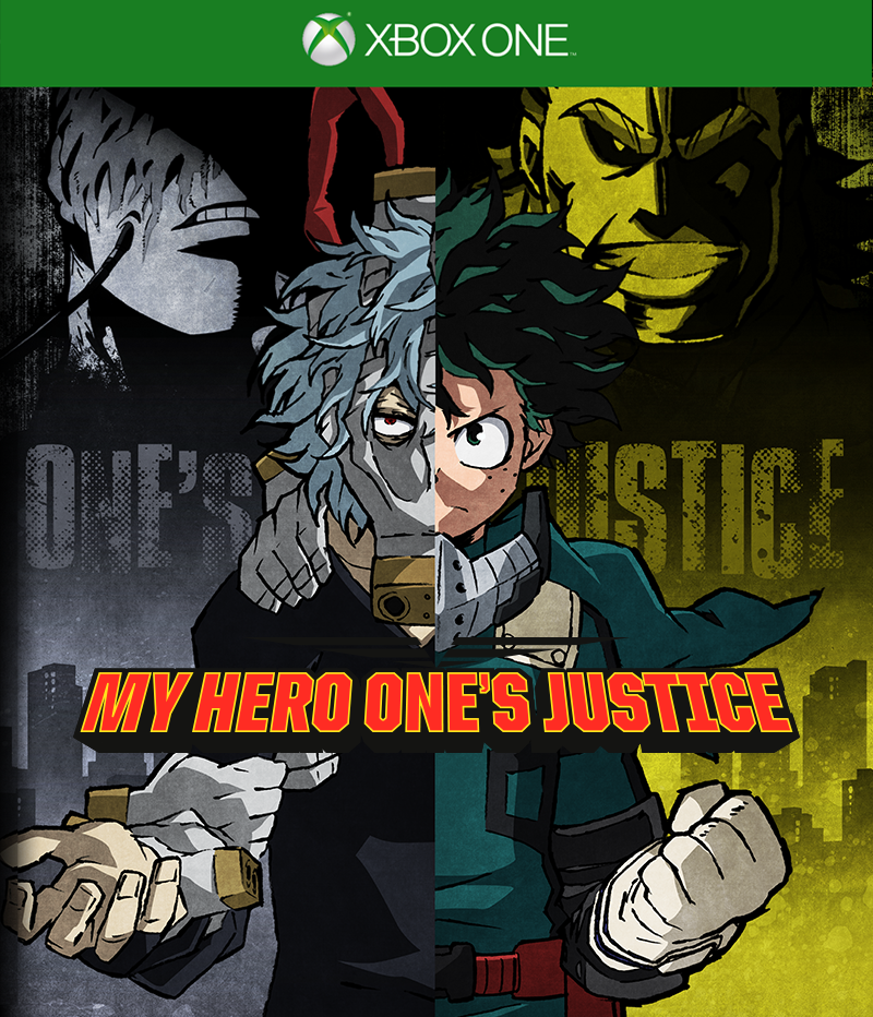 MY HERO ONE'S JUSTICE DLC DETAILED