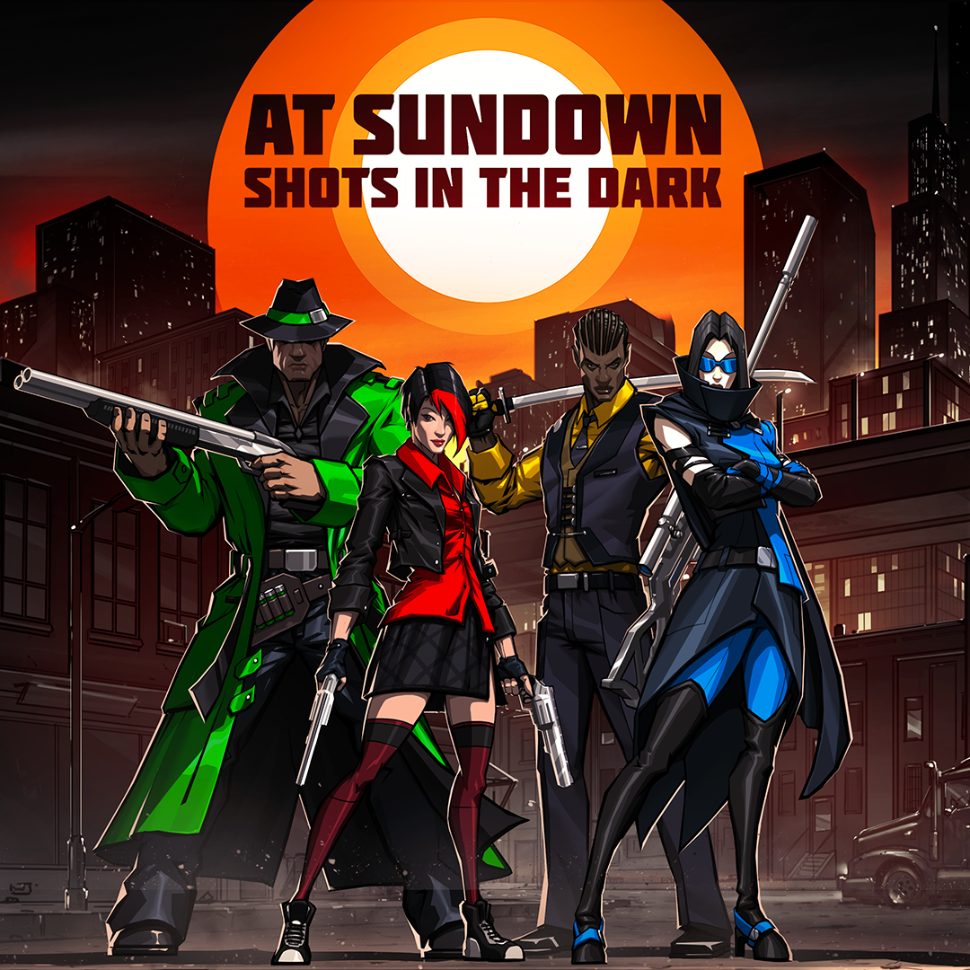 At Sundown: Shots In The Dark Releases On Jan. 22nd