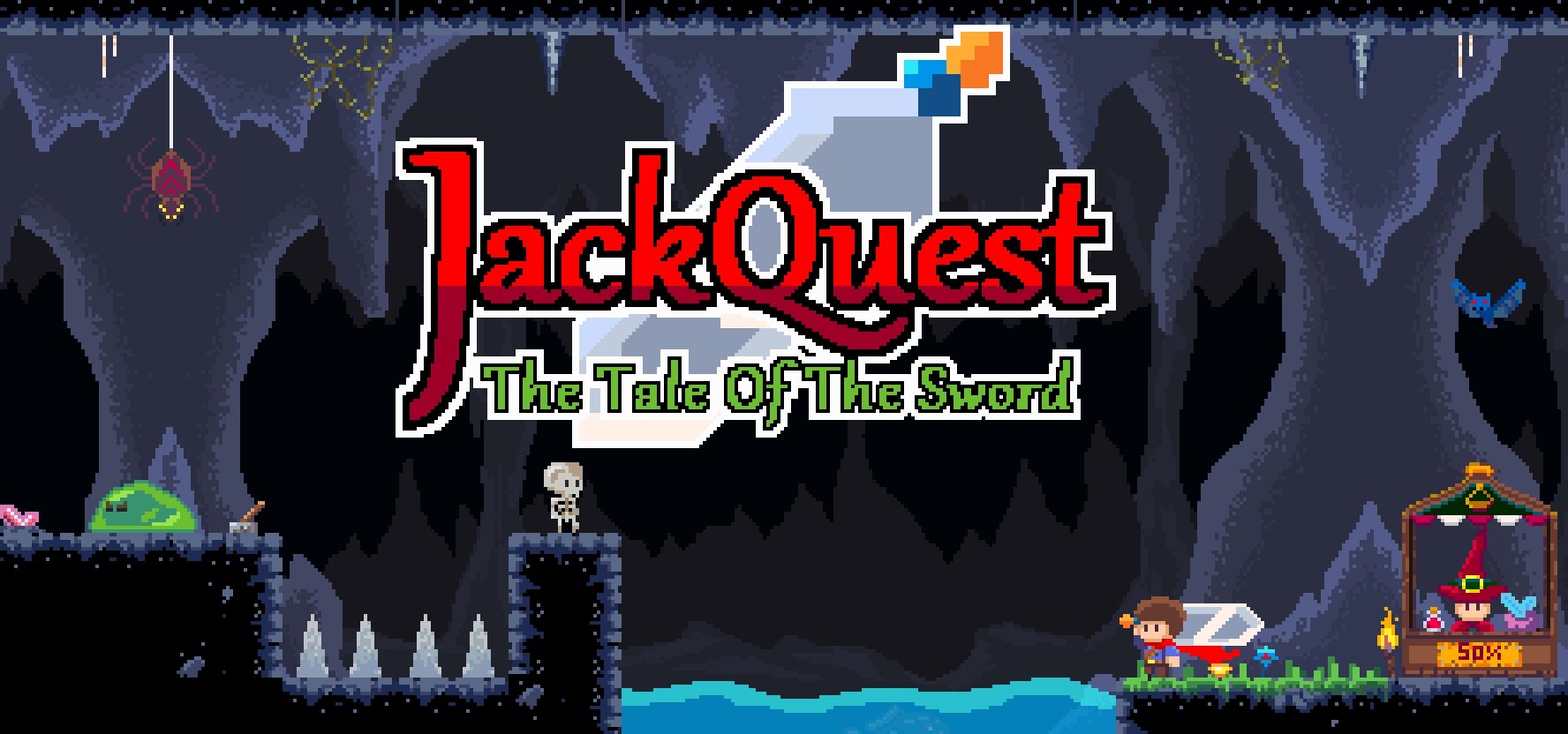 JackQuest: Tale of the Sword Ventures to Consoles and PC on Jan. 24th