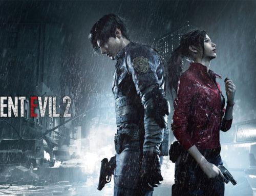 "A Limited Time ""1-Shot Demo"" Event for Resident Evil 2 is Coming"