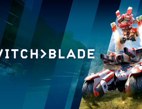 SWITCHBLADE ARRIVES FREE ON PS4 & PC JANUARY 22
