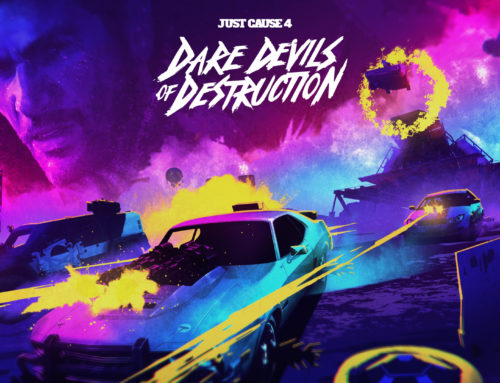 JUST CAUSE 4: DARE DEVILS OF DESTRUCTION DLC OUT NOW