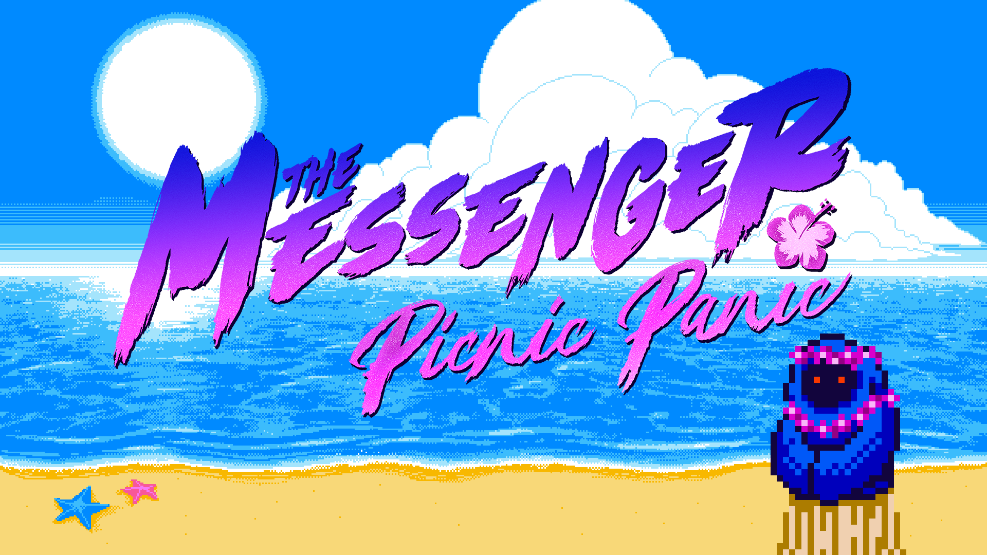 THE MESSENGER: PICNIC PANIC DLC AVAILABLE FOR FREE JULY 11