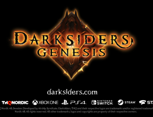 THQ Nordic and Airship Syndicate Announce Darksiders Genesis