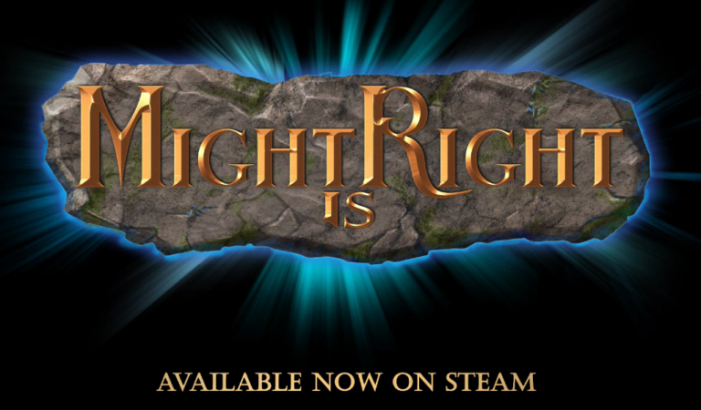 Might Is Right' Available Today Offering The Best Of Turn-Based Combat