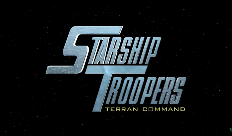 Starship Troopers Terran Command Announced