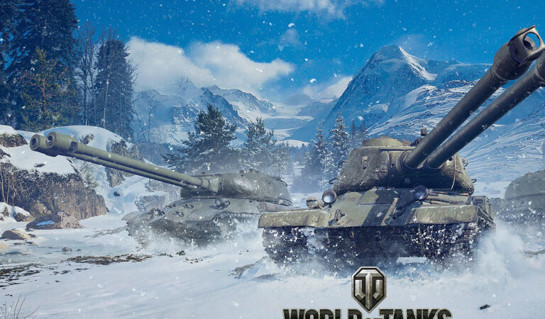 World of Tanks update brings double-barreled heavies