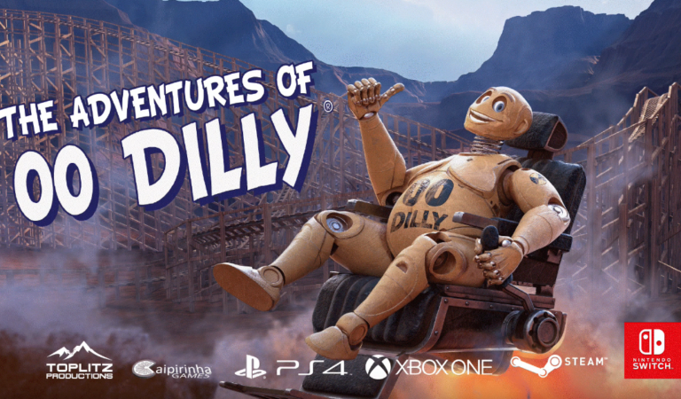 Toplitz Productions Release The Adventures of 00 Dilly