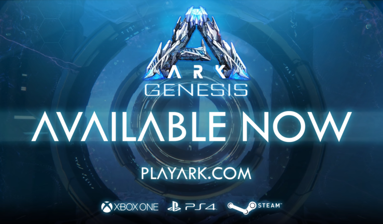 ARK: GENESIS PART I AVAILABLE TODAY