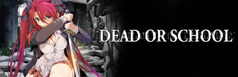 DEAD OR SCHOOL Launches on PS4 and Nintendo Switch in 2020