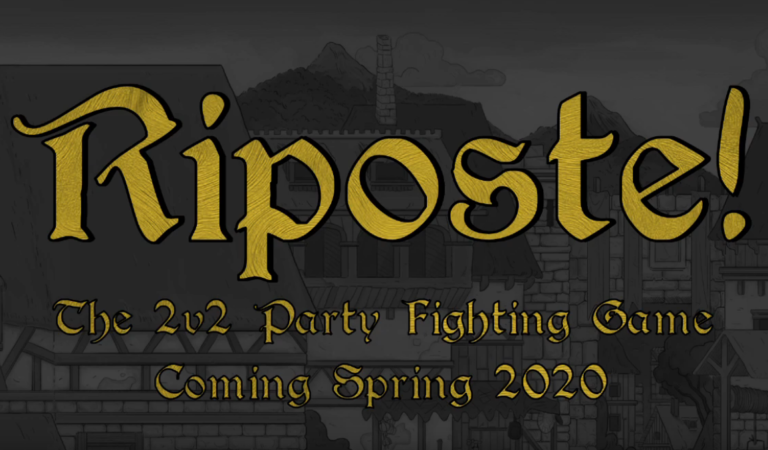 Riposte! Medieval party fighting game Announced
