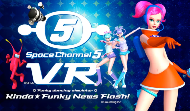 """Space Channel 5 VR: Kinda Funky News Flash!"" Releases February 25th"