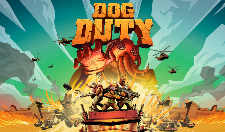 Dog Duty is ready to wreak havoc on consoles and Steam Sept 17th