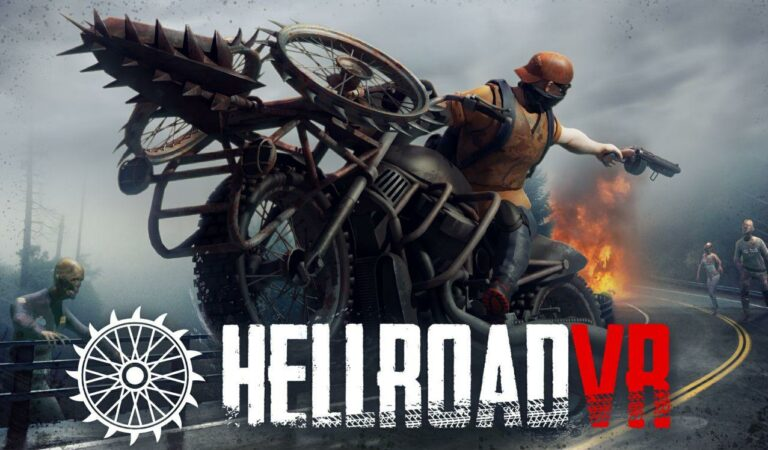 Hell Road VR Released today