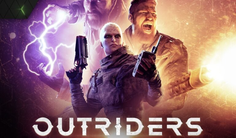 OUTRIDERS IS COMING TO GOOGLE STADIA
